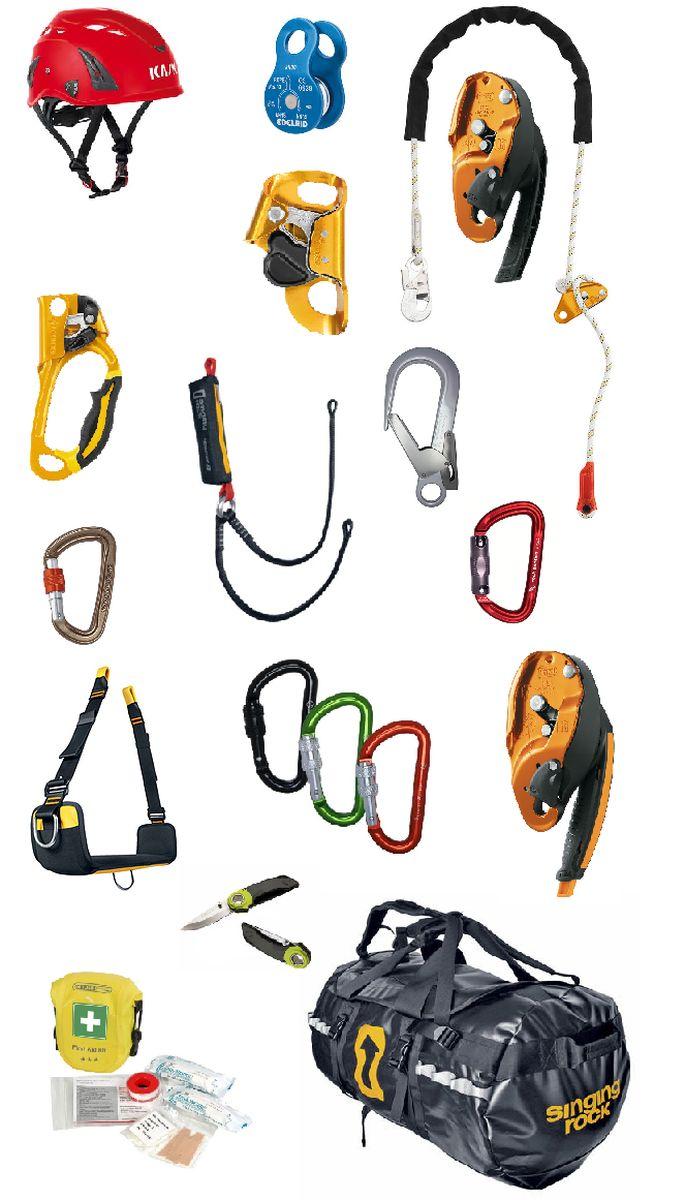 PSA gA Equipment