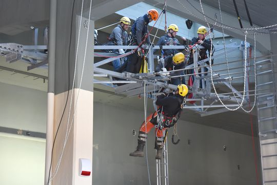 Training PSA Rettung