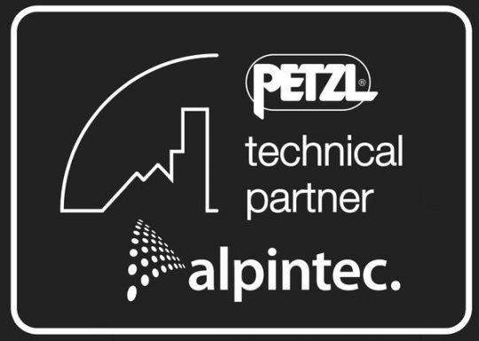 Logo Petzl Technical Partner