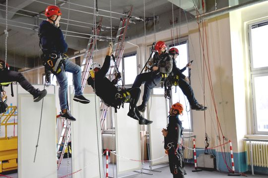 Training FISAT Alpintec