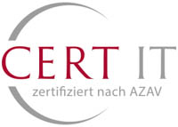 Cert it - Logo