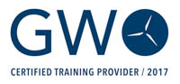 GWO - Logo Certified Training Provider 2017
