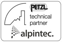 Petzl - Logo Technical Partner Alpintec