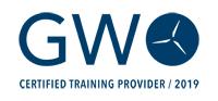 GWO - Logo Certified Training Provider 2019
